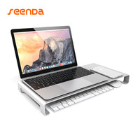 SeenDa Laptop Stand Laptop Stand Holder Wood Support For MacBook Air Pro IPad Notebook Computer Tablets