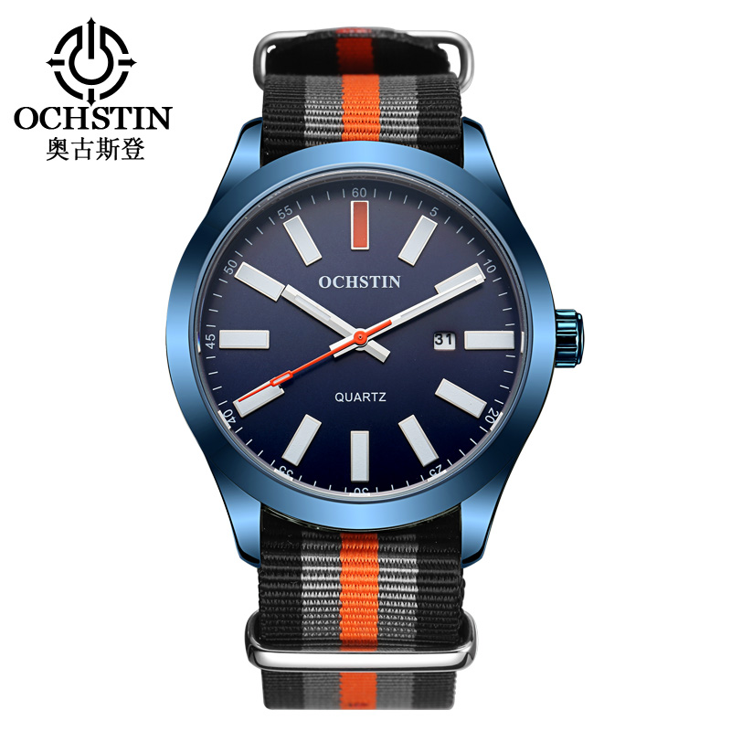 2016 Watches Men Business Dress Luxury Brand Top Watch Ochstin Quartz Wristwatches Man Fashion Casual Sport Relogio Masculino 2017 new top fashion time limited relogio masculino mans watches sale sport watch blacl waterproof case quartz man wristwatches
