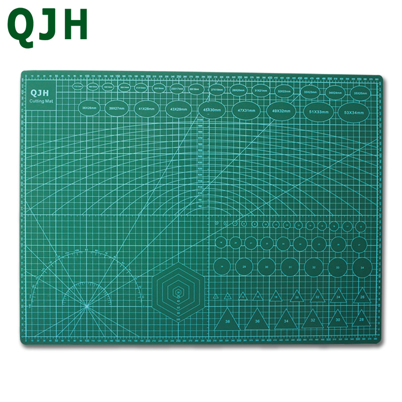 A1 A2 A3 A4 PVC Cutting Mat Durable Self-healing Board Sewing Double-sided Design Engraving Cutting Mat Craft DIY Handmade Tools