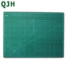 A1 A2 A3 A4 PVC Cutting Mat Board Durable Self-healing DIY Sewing Student Art Paper Cutting Engraving Cut Pad Leather Craft Tool(China)