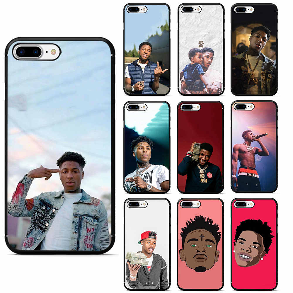 outlet store 63298 73103 YoungBoy Never Broke Again Lil Baby TPU Silicone Phone Case for iPhone 5 5s  6 6s 7 8 Plus X XR XS MAX