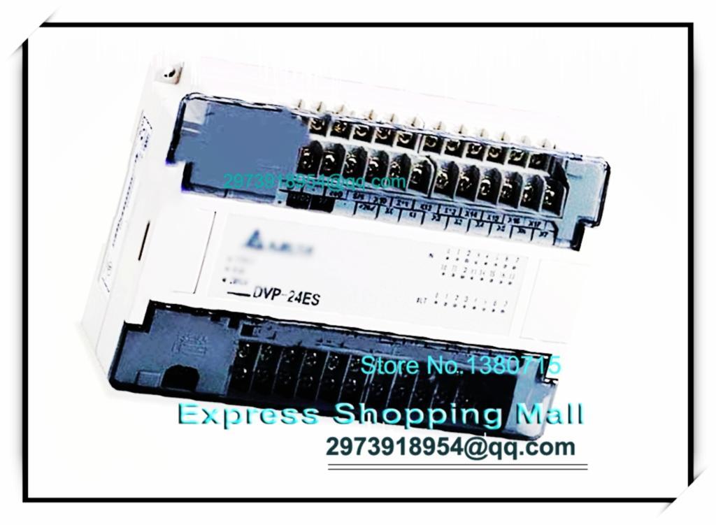 New Original DVP30ES00T2 Delta PLC 100-240VAC 18DI 12DO transistor output Standard