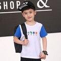 Pioneer niños camisetas de los muchachos niños ropa 2016 summer fashion boy camiseta de los niños muchachos de la ropa de marca baby boy t shirt