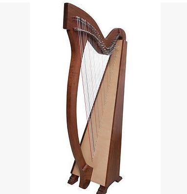 2017BAIYUANWestern String Musical Instrument Harrow Roosebeck Megan Piano 36 String Nature HMGAN