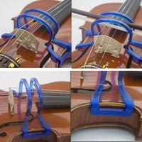 Silica Gel Violin Bow Corrector Collimator Straighten Tool for Beginner 4/4 3/4 1/2 1/4 1/8 Violin Accessory