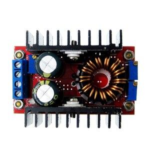 Image 2 - DC DC CC CV 降圧ブーストコンバータ 9 35 に 1 35 ボルト 80 ワット降圧ブースター DC ステップダウンステップアップアダプタモジュール調整可能な電圧レギュレータ