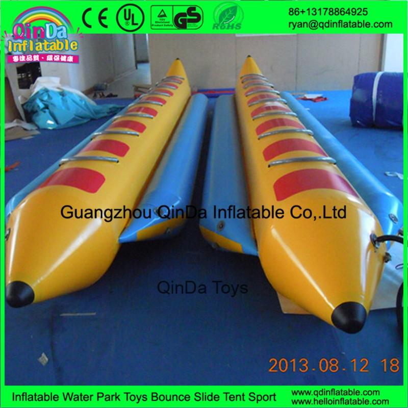 inflatable water sled tube banana boat76