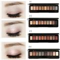 10 Colors Earth Bright Matte Eyeshadow Palette Cosmetic Pigment Makeup Eye Shadow