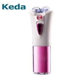 Keda электроэпилятор женский эпилятор для удаления волос для лица тела подмышек для подмышек, ног Depilador Depilation FISHKIM