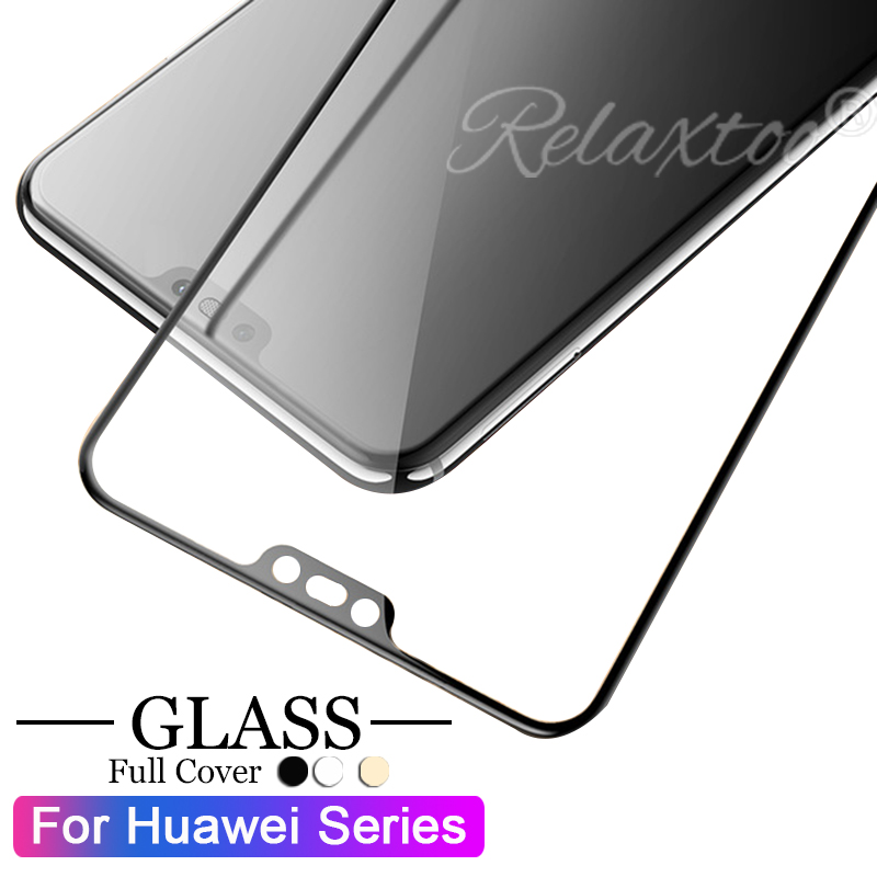Tempered-Glass-for-huawei-p20-pro-case-for-huawei-P-Smart-mate-20-lite-p10-plus