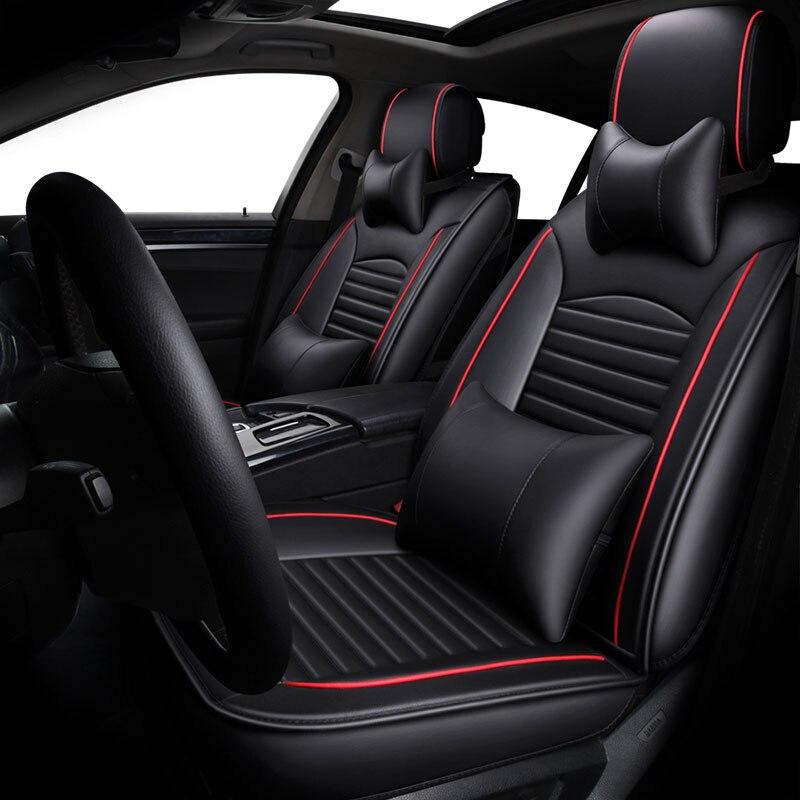2003 Hyundai Sonata Interior: Leather Automobiles Universal Car Seat Cover Covers For