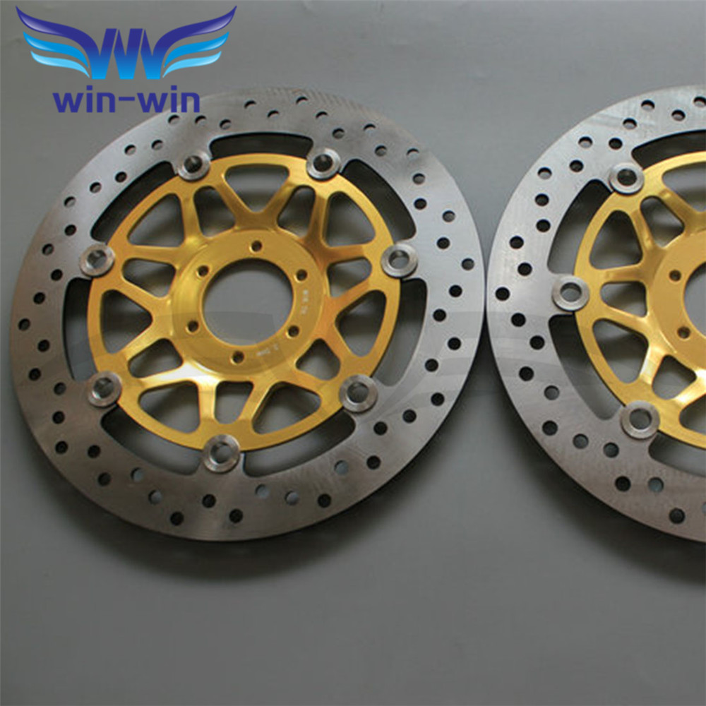 new   motorcycle accessories Front  Brake Disc Rotors  For Honda CB400 1999 2000 2001 2002 2003 2004 2005 2006 2007 2008 2009 new brand motorcycle accessories front brake disc rotor for honda cb400 1999 2000 2001 2002 2003 2004 2005 2006 2007 2008 2009