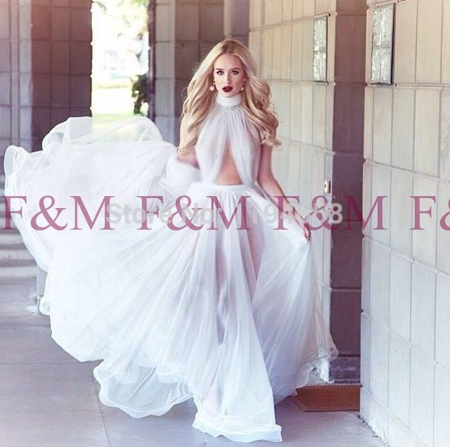 Online Buy Wholesale flowy prom dresses from China flowy prom ...