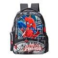 Spider Man Spiderman Backpack Children School Bags for Boys School Backpacks Cartoon Schoolbag Kids Bag Rucksacks