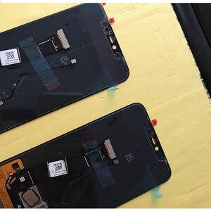 Image 4 - AMOLED pour Xiaomi Mi8 PRO Mi 8 Explorer écran LCD dempreintes digitales à lécran + remplacement de lassemblage du numériseur à écran tactile