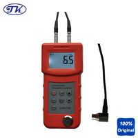 High Precise Ultrasonic Thickness Gauge Metal Thickness Meter Testing For Many Ultrasonic Wave Well Conductive Materials