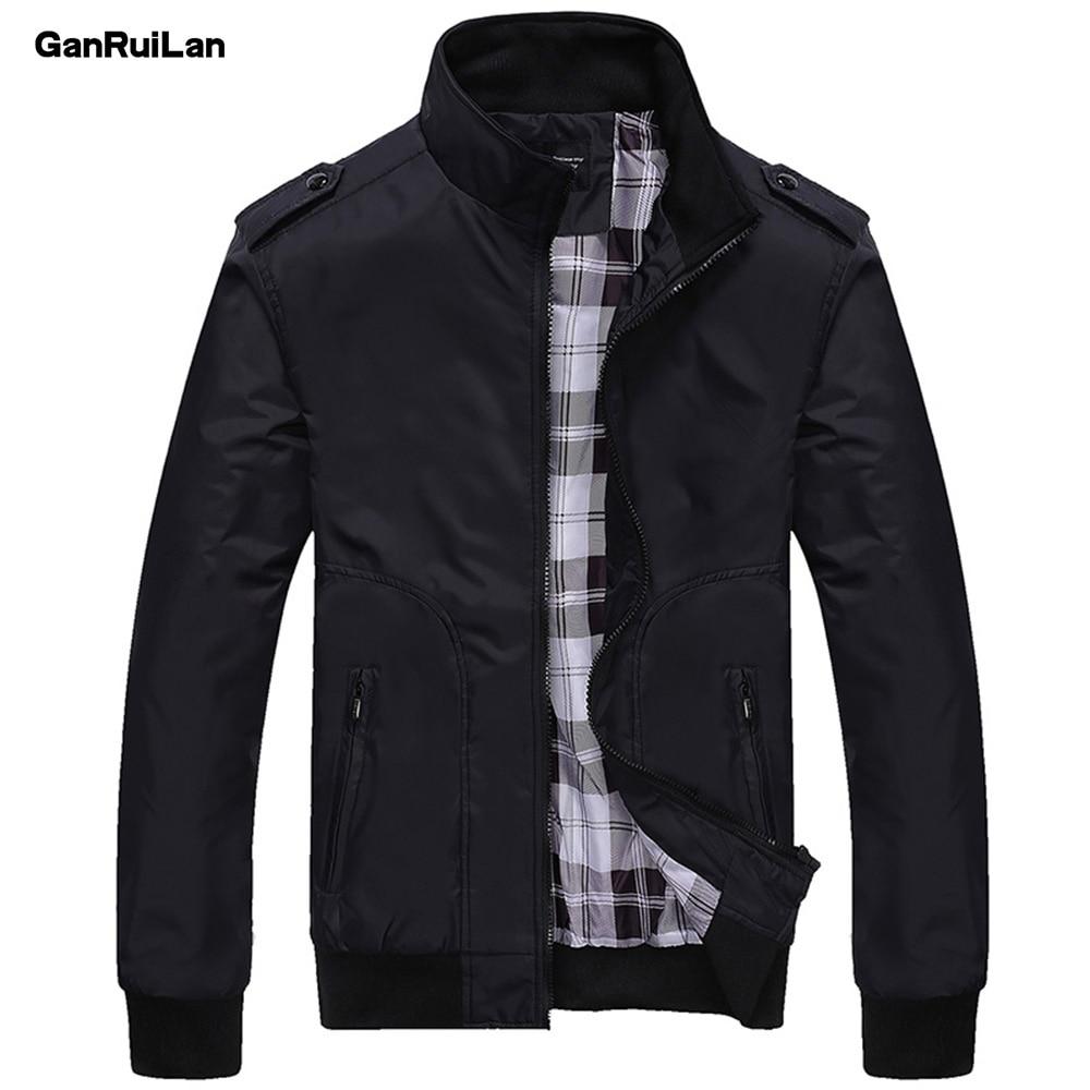 Men's Jackets 2019 Men's New Casual Jacket High Quality Spring Regular Slim Jacket Coat For Male Wholesale JK18030