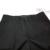 Os Recém-chegados Sarja Negócios Formais Calças Terno Preto Para Os Homens Slim Fit Escritório Calça Casual Calças Calças de Festa de Casamento Do Noivo
