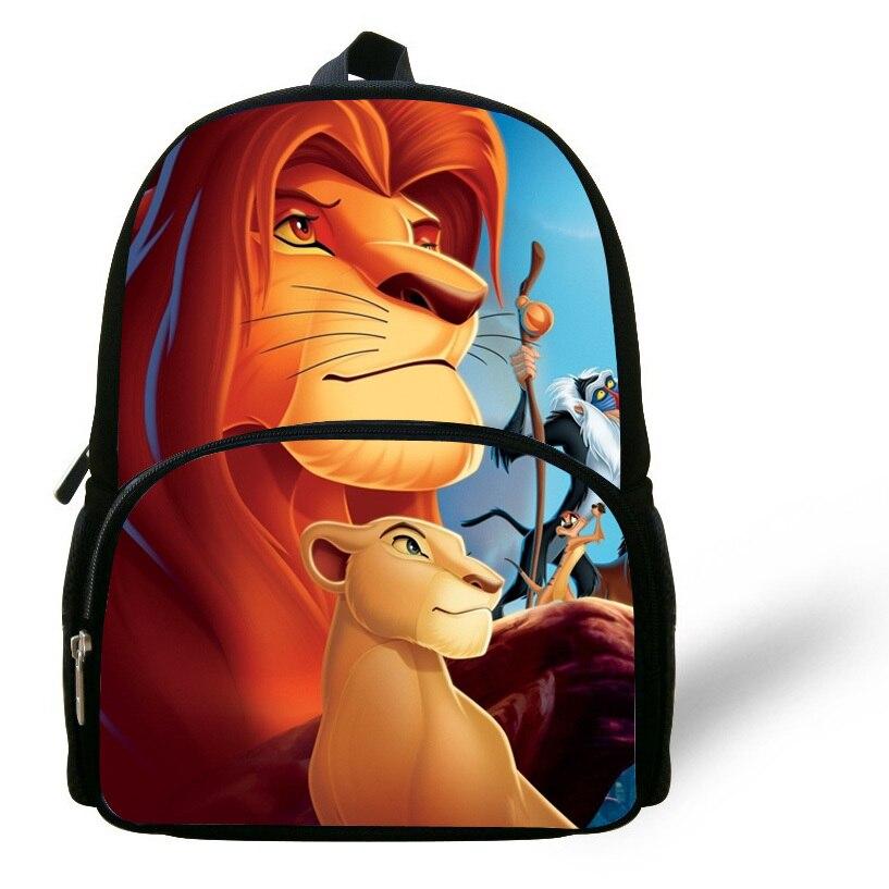 Lion King School Bags Mini Simba