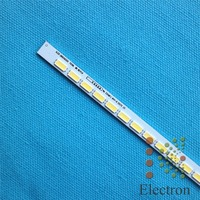 676mm LED Backlight Lamp Strip 80 Leds For LJ64 03479A SLED 2012SG555 7030L 55 Inch LCD