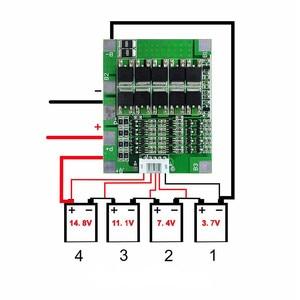 4S 30A 14.8V Li-ion Lithium 18