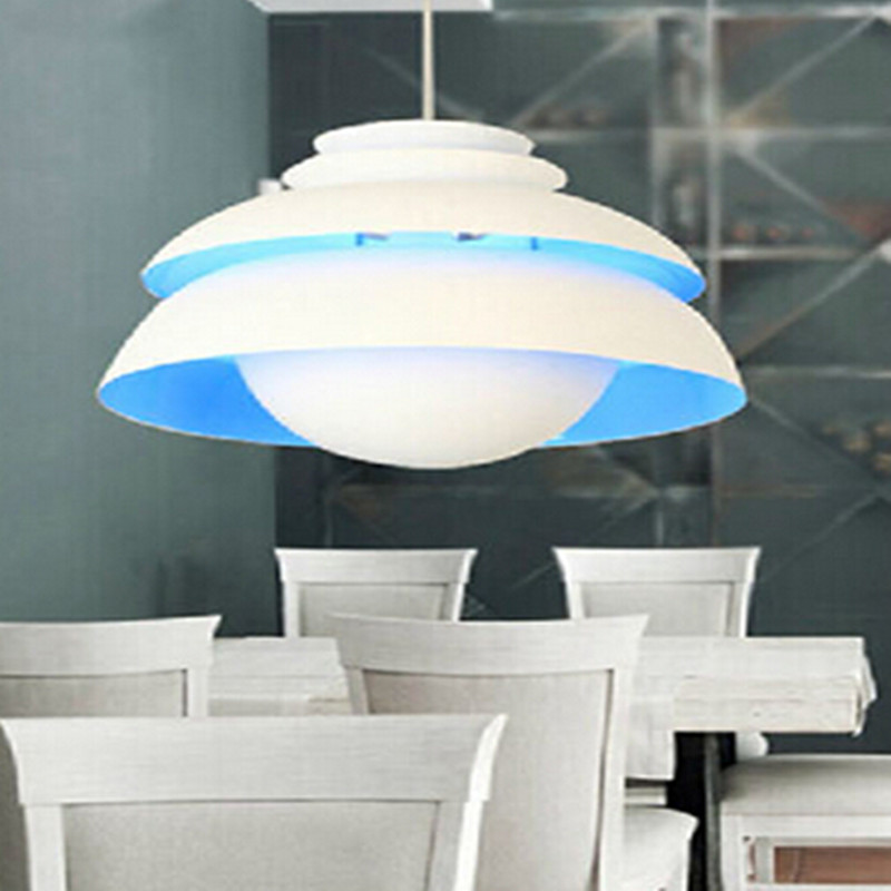 Creative Concert Concept Aluminum Led e27 Pendant Lights Multicolors  Aluminum Pendant Lamps for Dining Room Living Room 1784 magnum live in concert