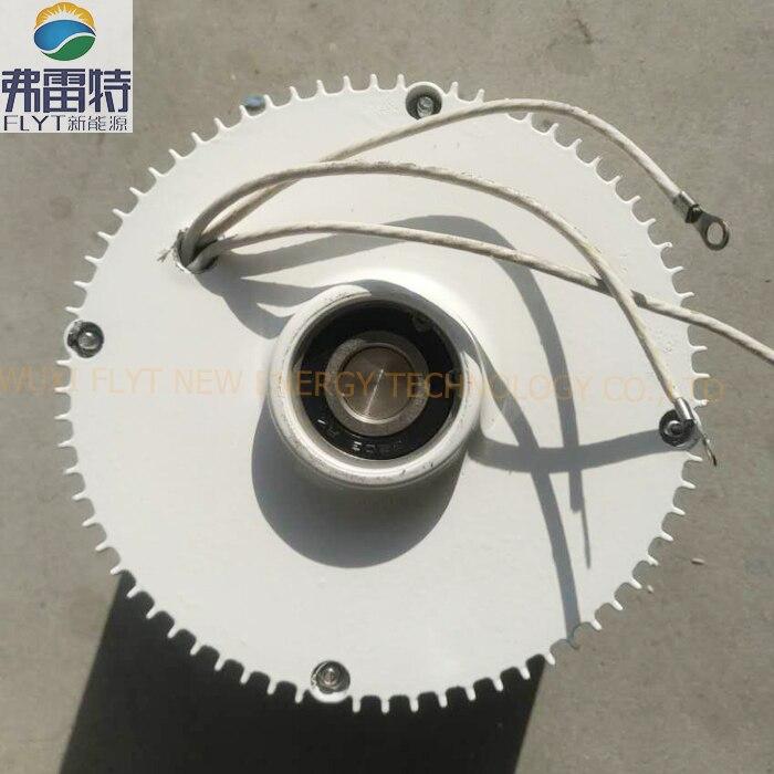 b0db6fdf979 12 v ímã permanente gerador de 300 w para diy turbina eólica gerador de energia  livre em Geradores de Energia alternativa de Melhoramento Da casa no ...