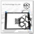 10 шт./лот Оригинальный Черный для iPad 5 Сенсорный для iPad Air Сенсорный Дигитайзер Передняя Стеклянная Панель