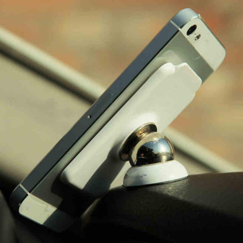 אוניברסלי לרכב מגנטי טלפון נייד בעל 360 מעלות סיבוב הטלפון ברכב בעל השליטה מחזיק ערכת רכב GPS רכב הר