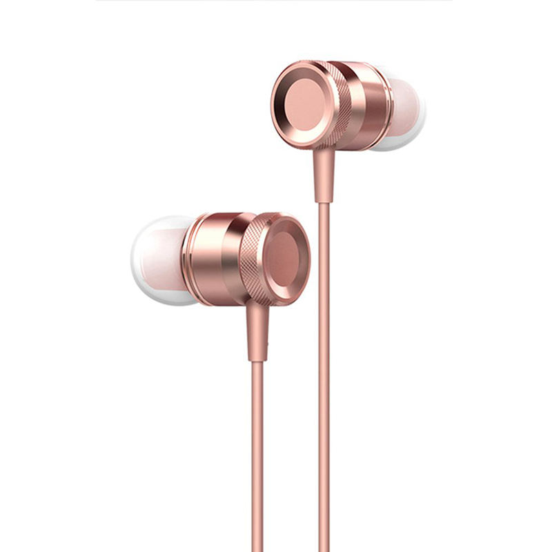 Usb C Wired Metal Earphone Earbuds In Line Control Headset For Xiaomi 6 Note 3 Mix 2 Letv Leeco Le 2 3 Smartisan Pro Pro 2 in Bluetooth Earphones Headphones from Consumer Electronics