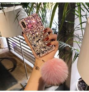 Image 3 - Чехол для телефона Huawei P8 P9 P10 P20 P30 P40 PLUS Lite Mate10 20 30 Pro Lite с ремешком из страз