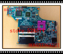 original MBX-190 LAPTOP MOTHERBOARD FOR SONY m754h main board 1p-0096100-a010 A1744072A 100% Test ok