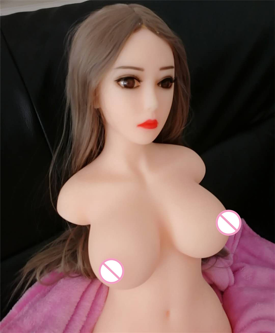 Newest! 10kg 3D Big Tits Half Body Sex Doll Realistic Vagina and Anal For Mens Sexual Health Adult Products Sex ShopNewest! 10kg 3D Big Tits Half Body Sex Doll Realistic Vagina and Anal For Mens Sexual Health Adult Products Sex Shop