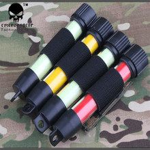 EMERSON Tactical Hook and Loop Electronic Glow Stick Pouch B Modle utility military pouch EM6061 цена