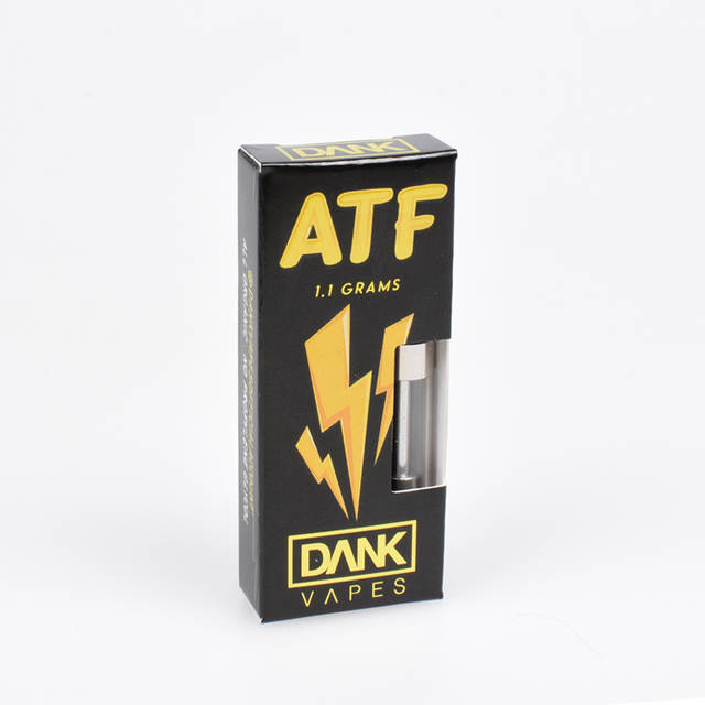 US $8 99  10pcs Dank Vapes Cartridge electronic cigarette atomizers Sunset  Sherbet/Durban Poison/Strawberry Cough for CBD Oil 54 Flavors-in Electronic