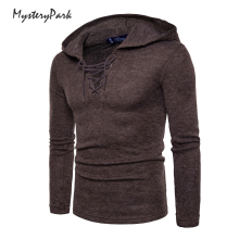 MysteryPark 2017 New Knitwear Casual Sweaters Tops Men's Europe Style Sweater Male Clothing