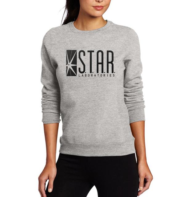 "The Flash- Sweatshirt ""Star Laboratories"" (Women)"