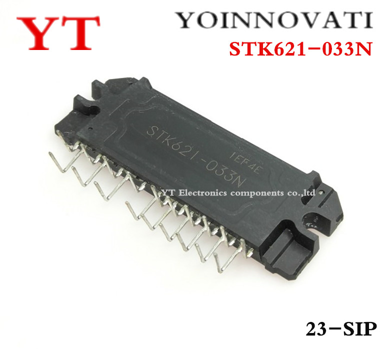 Free Shipping 1PCS STK621-033N STK621-033 621-033 23-SIP Best Quality