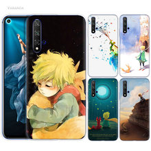 The Little Prince Fox Case for Huawei Honor 8X 8C 8 9 10 20 Play 8A lite Pro V20 Y9 Y7 Y6 Y5 Prime 2018 2019 TPU Phone Bags Caso(China)
