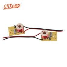 GHXAMP głośnik pełnozakresowy filtr wskaźnika pokrycia wypływów netto filtr fala pułapka dla 2 cal 3 cal 4 cal głośnik
