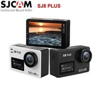 SJCAM SJ8 Плюс Шлем Действие Камера 4 К 30FPS Спорт Cam с EIS 170 Широкий формат Сенсорный экран для подводной активного отдыха