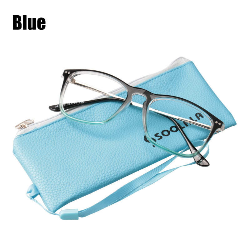 ab90c2c600 Dropwow SOOLALA Oversized Womens Mens Full Rimmed Reading Glasses ...