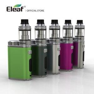 Image 5 - Original Eleaf iStick Pico 21700 mit ELLO kit 1 100W 0,91 inch OLED bildschirm HW1 C/HW2 Spule elektronische zigarette