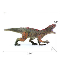 One Piece Large Size Jurassic Wild Life Dimetrodon Dinosaur Action Figure Toy Toddler Education also for Kid