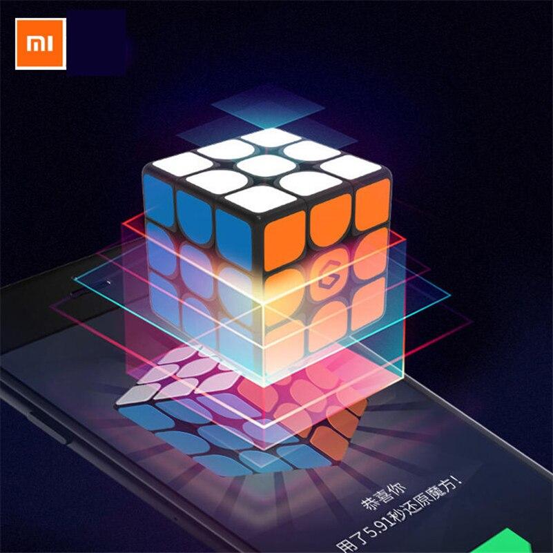Xiaomi Giiker Super rubik's Cube I3S I3Y I3 AI Super Cube Intelligent magique intelligente magnétique Bluetooth APP synchronisation Puzzle jouets Cube