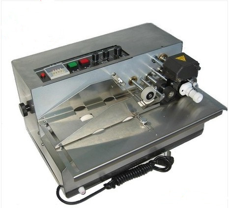 MY 380F date coding machine printing date for card, paper, label