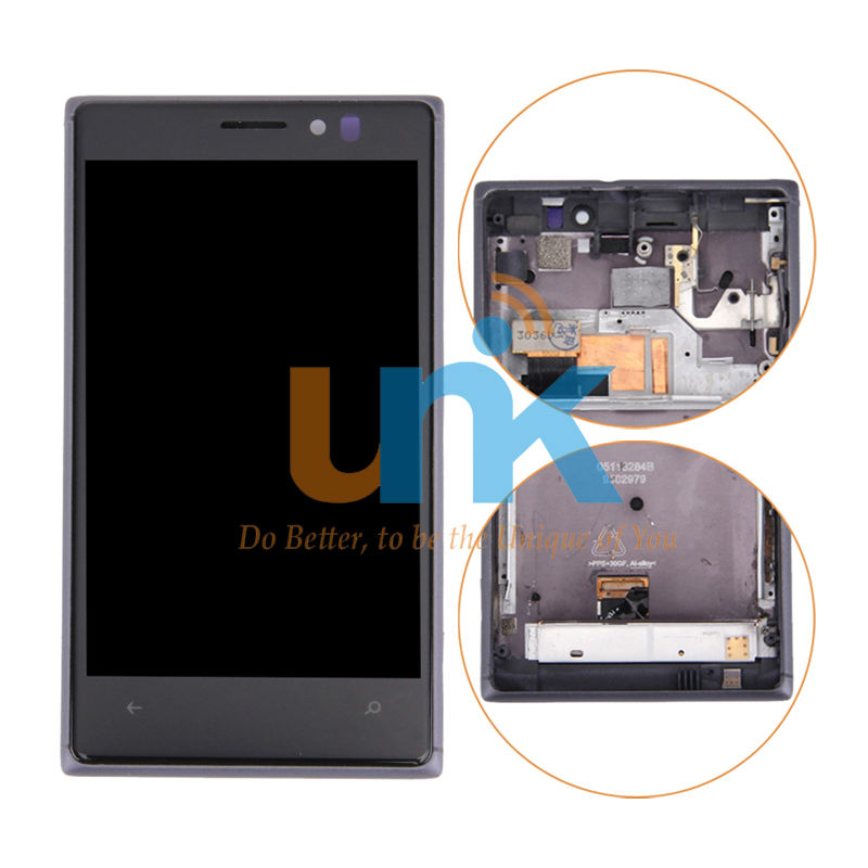 100% Tested Original LCD Display For Nokia Lumia 925 LCD Display Touch Digitizer Screen Assembly Replacement Parts Free Shipping 5pcs lot100% new original for zte grand memo 5 7 n5 u5 n9520 v9815 lcd display touch screen assembly free shipping 100% tested