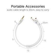 Ugreen AV134 Splitter Audio Cable