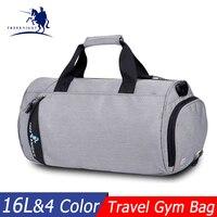 Men Gym Bags For Training Bag 2019 Tas Fitness Travel Sac De Sport Outdoor Sports Shoes Women Dry Wet Gymtas Yoga Bolsa Gym Bag