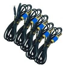 BJT Pro Tattoo Clip Cord Silicone Cable Tattoo Machine Power Clip Cord